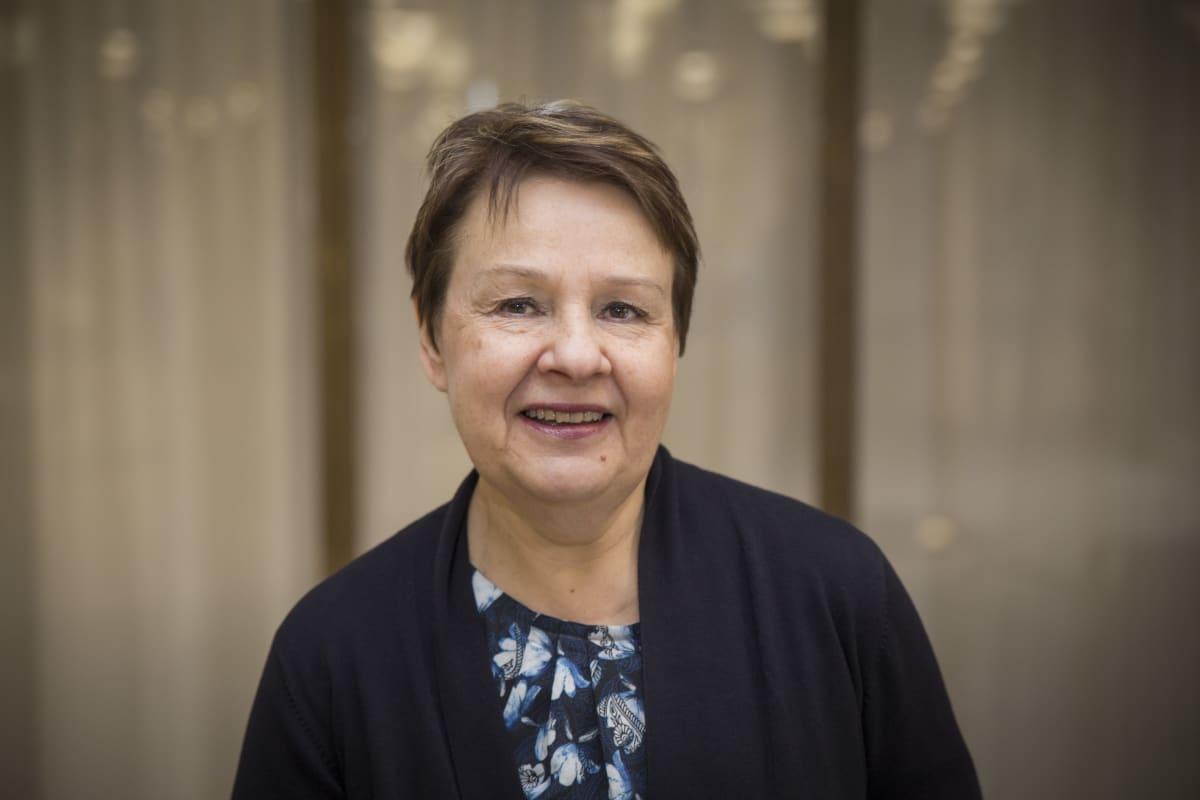 Sosiaali- ja terveysministeriön osastopäällikkö, ylijohtaja Kirsi Varhila
