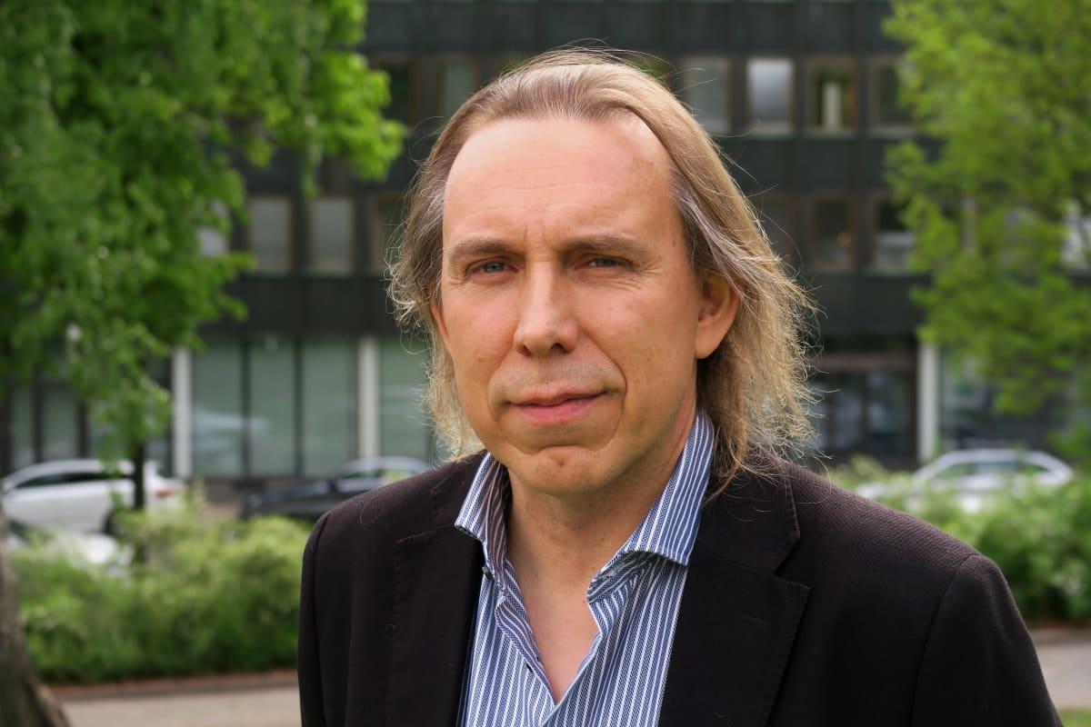 Teppo Kröger. Professori. Jyväskylän yliopisto.