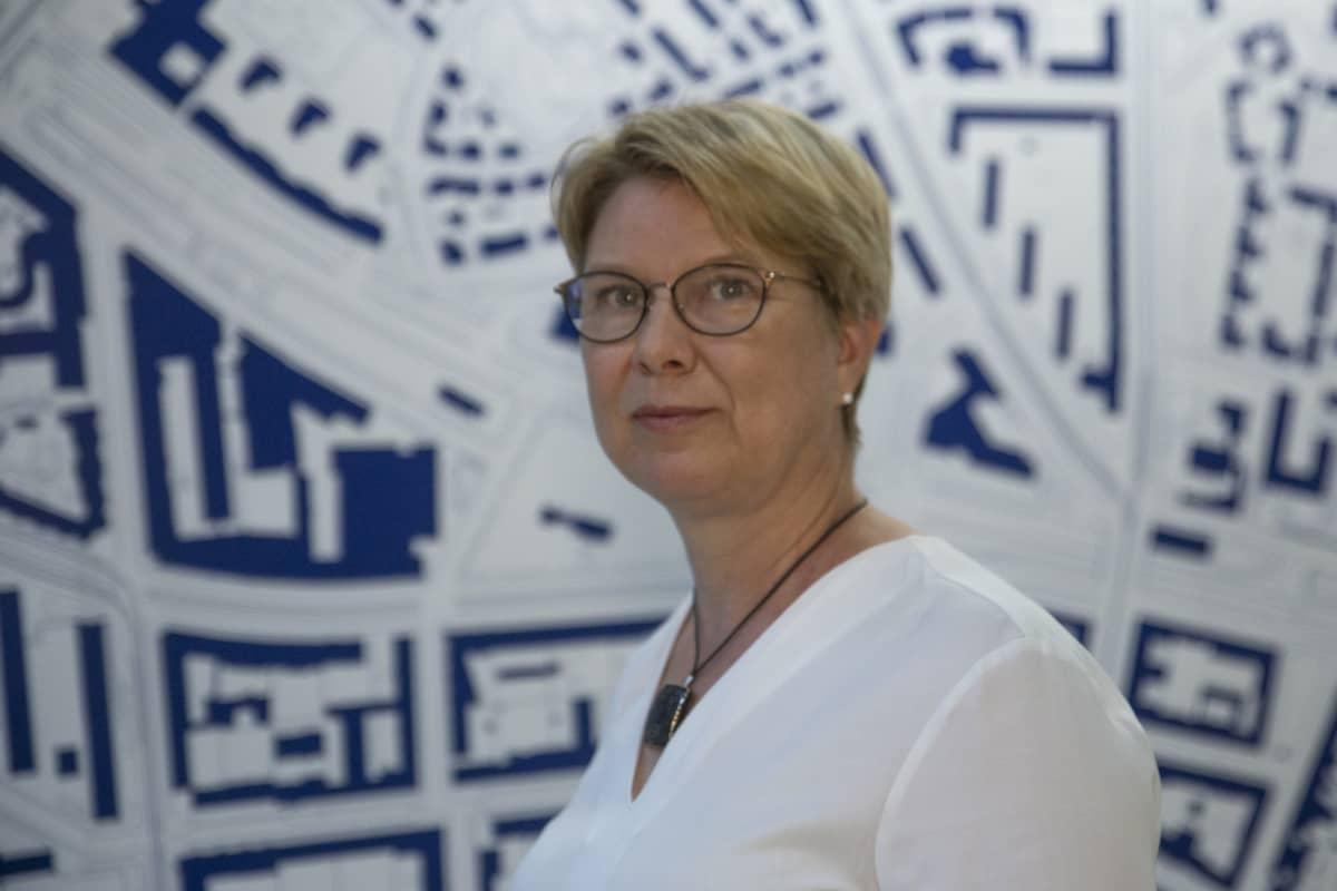 Rakennetun omaisuuden hallintapäällikkö Sari Hilden Helsingin kaupunki.