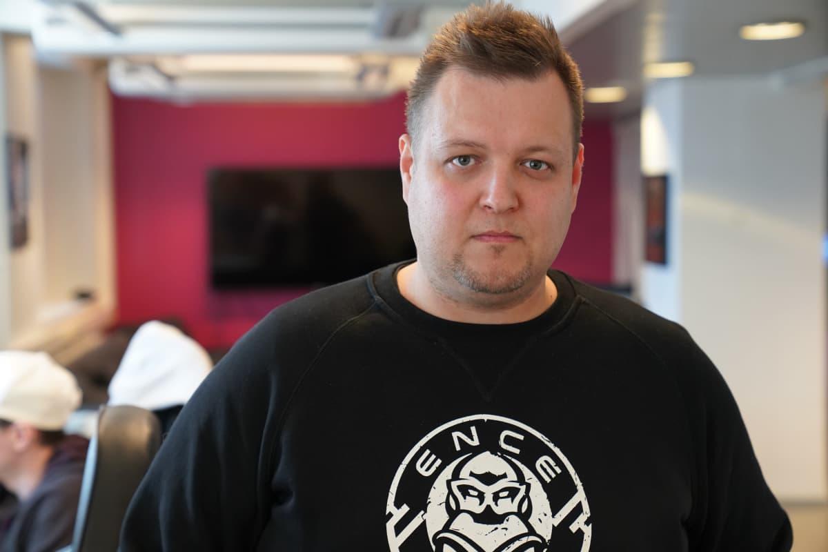 Joona Leppänen, Ence markkinointipäällikkö