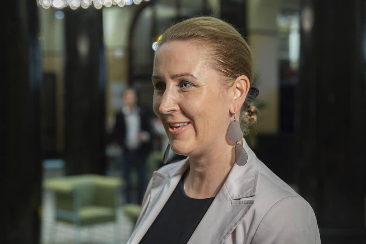 Kouvolan kaupunginjohtaja Marita Toikka.