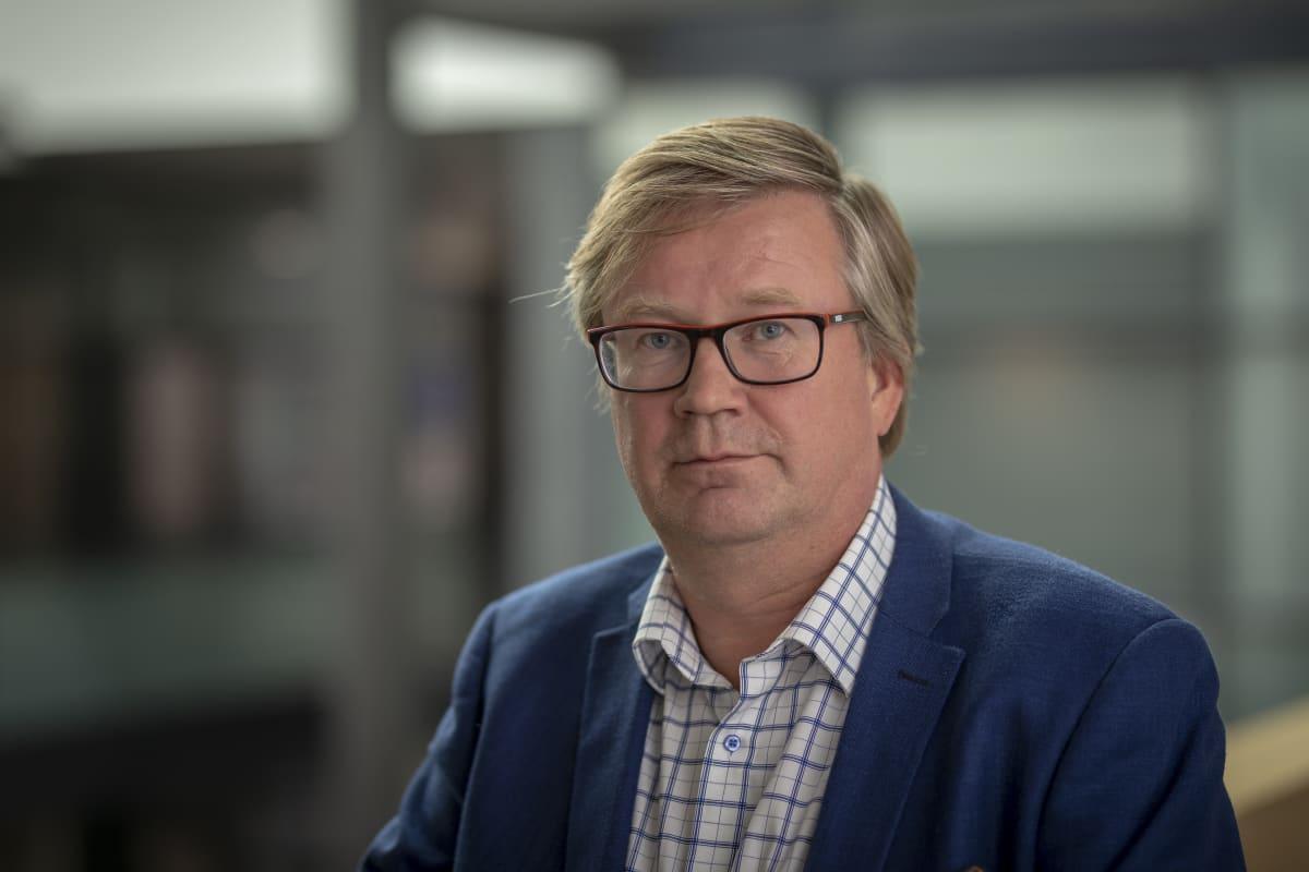 Timo Tuokko, hallituksen jäsen ja osakas, Tilintarkastustoimisto Tuokko