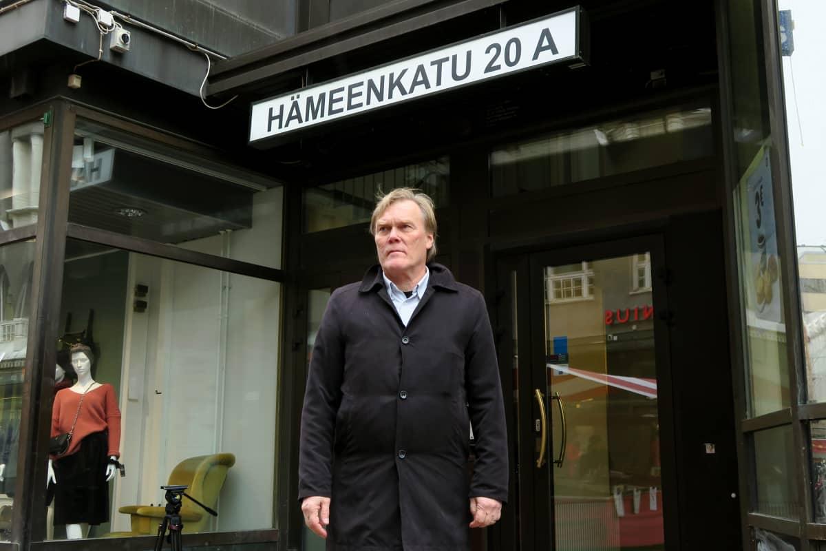 rikoskomisario Paavo Tuominen Keskusrikospoliisi
