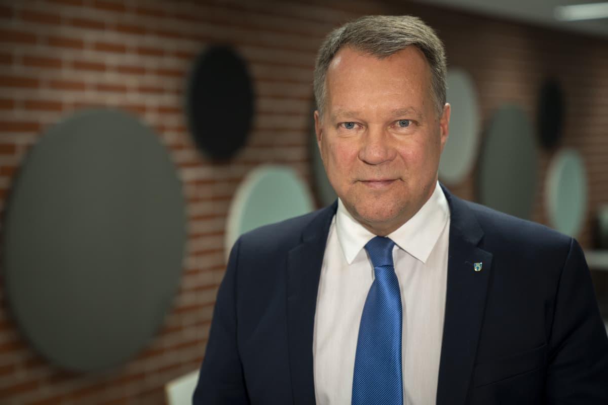 Espoon kaupunginjohtaja Jukka Makela