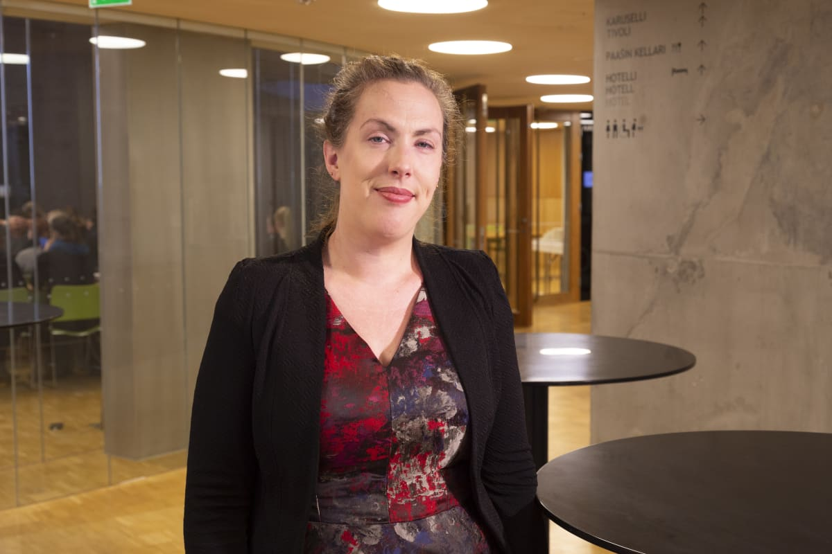 Hannah Graham ,Tutkija , Scottish Centre For Crime And Justice Research