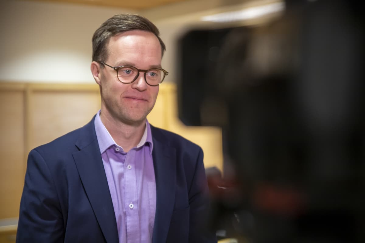 Tuomas Rajala haastattelussa