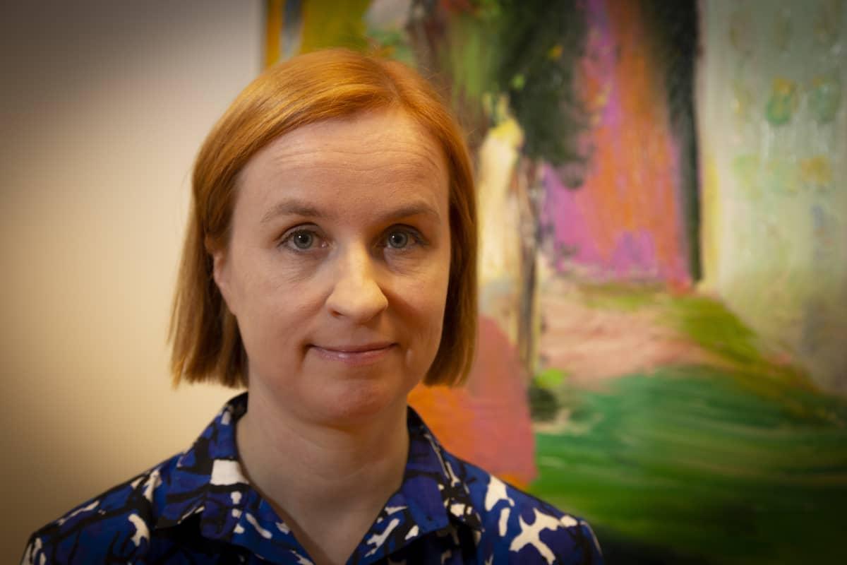 opetusneuvos Kati Mikkola, opetushallitus