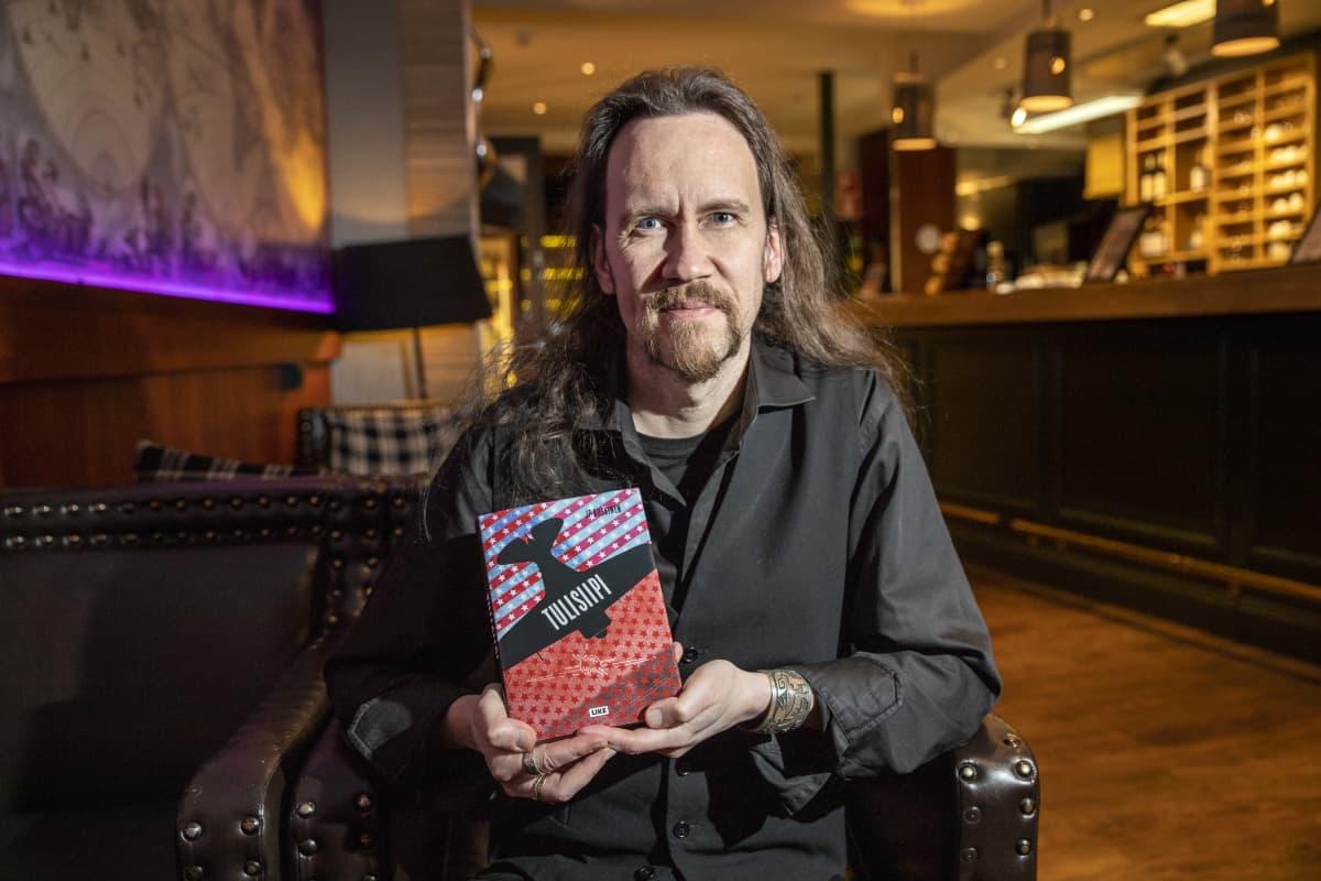 Kirjailija Juha-Pekka Koskinen