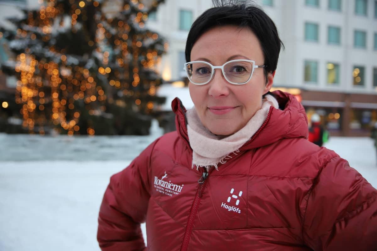markkinointiyhtiö Visit Rovaniemen toimitusjohtaja Sanna Kärkkäinen