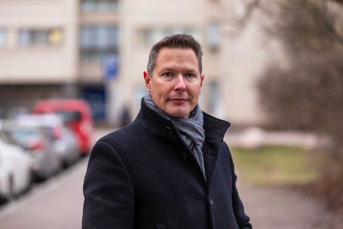 ylikomisario Sami Hätönen poliisiammattikorkeakoulu
