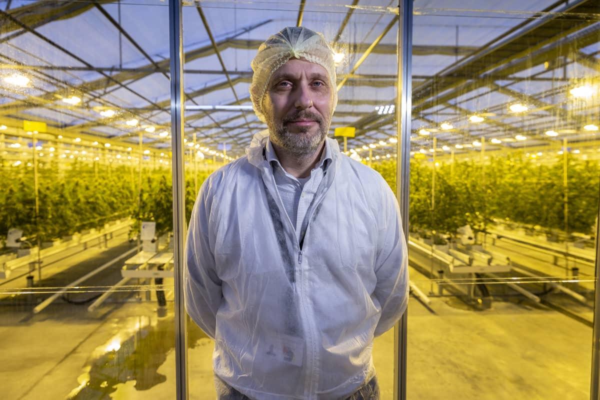 Morten Snede, toimitusjohtaja, Spectrum Therapeutics / Canopy Growth Denmark