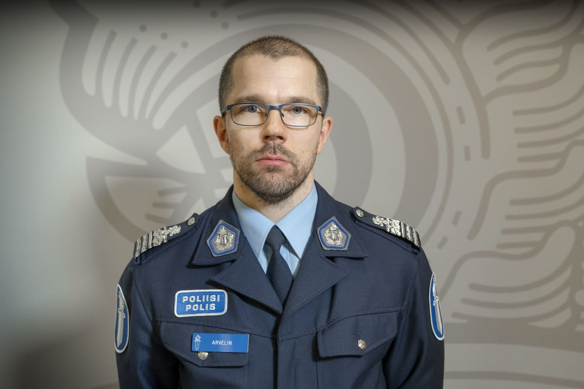 Sebastian Söderholm, vanhempi konstaapeli, Helsingin poliisilaitos