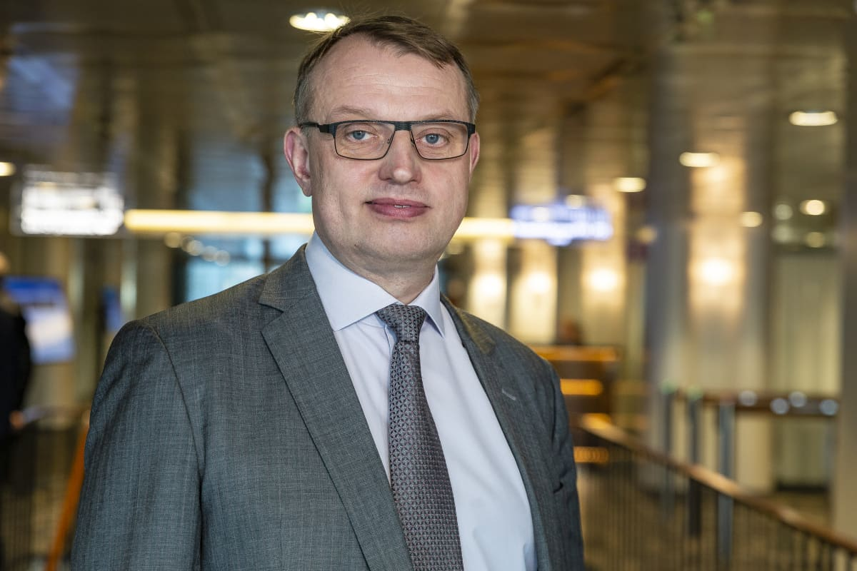 Jukka Leskelä, toimitusjohtaja, Energiateollisuus ry
