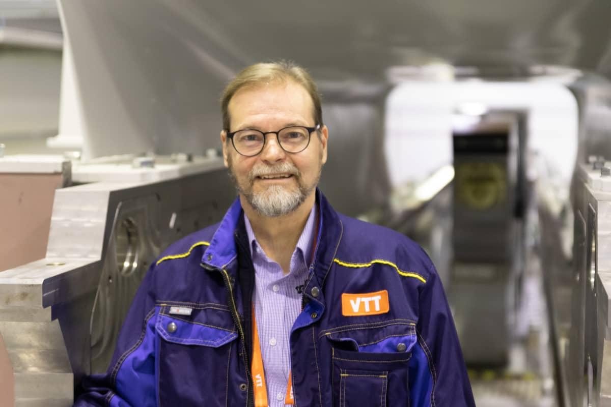 tutkimusprofessori Timo Määttä, VTT