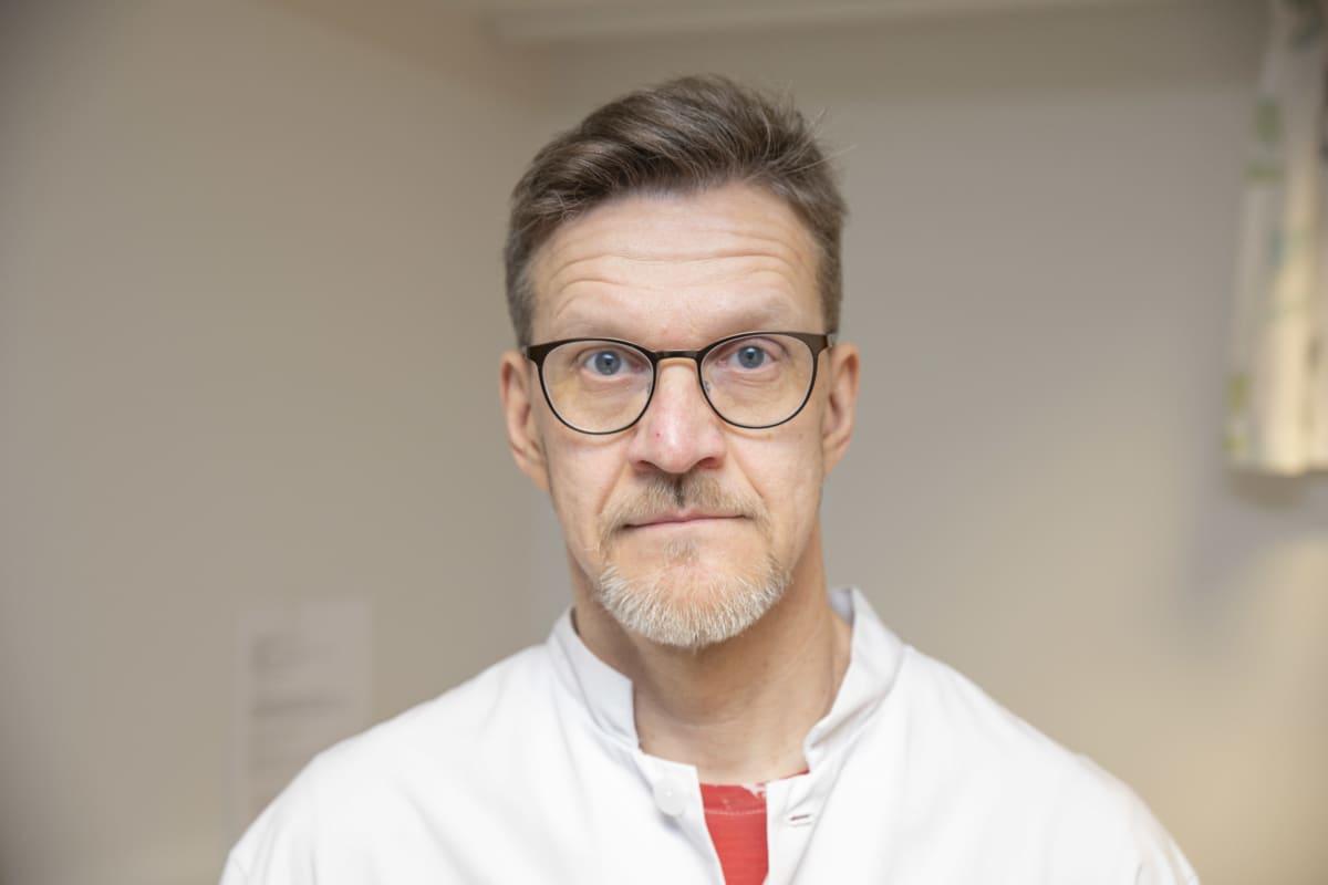 Professori Heikki Koskela