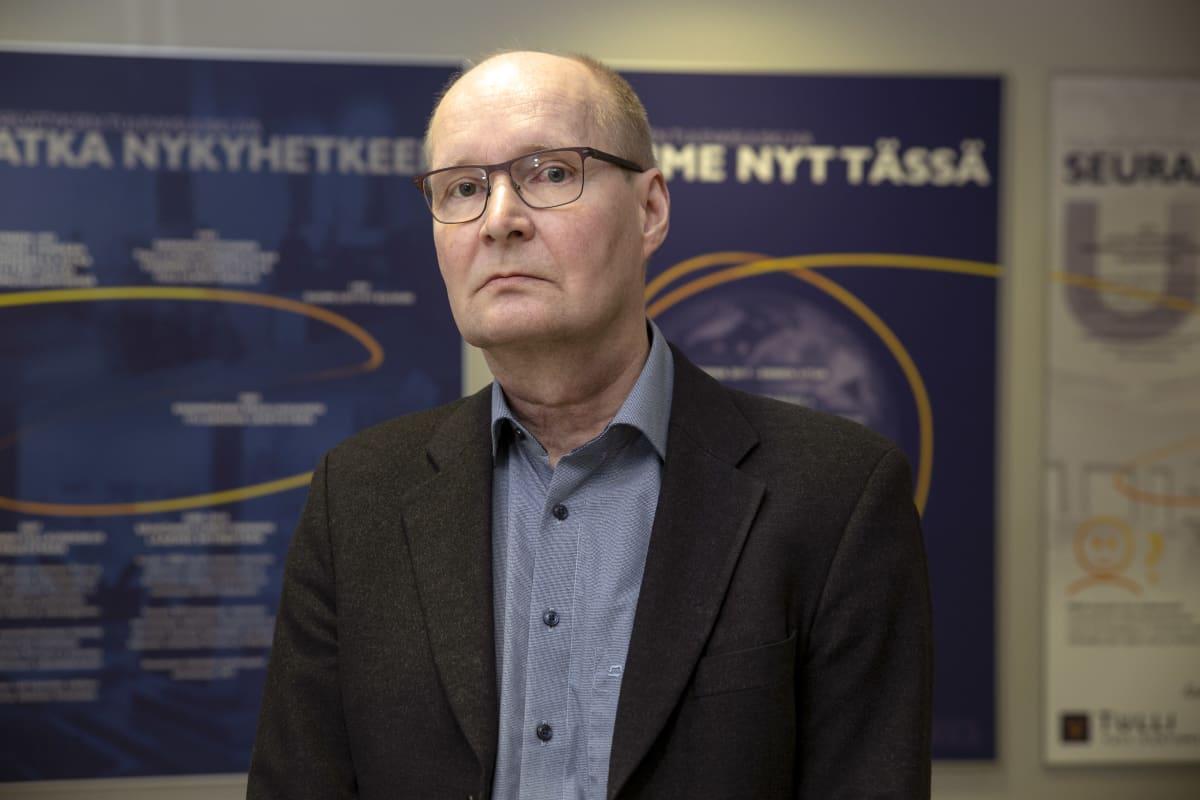 Tullin talousjohtaja Pekka Pylkkänen