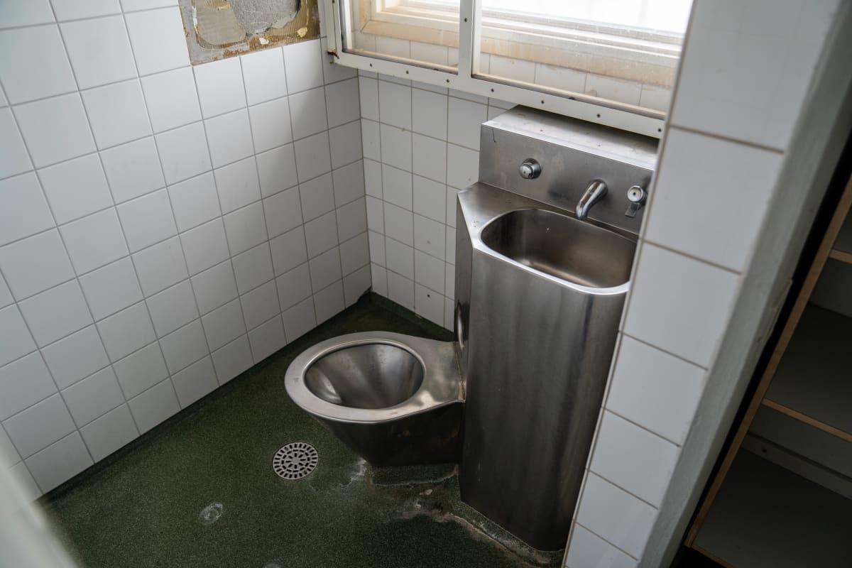 Vankisellin vessa
