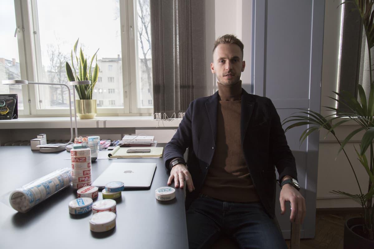 Fred Sellenberg , tukkumyyjä , yrittäjä ,Tallinna