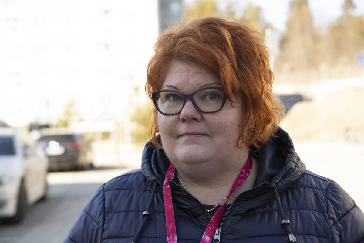 Tehyn pääluottamusmies Marja-Leena Keinänen