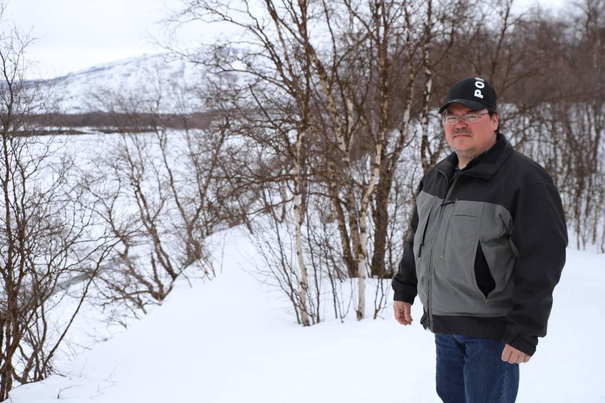 Mika Aikio, Utsjoen kalastusosakaskunnan puheenjohtaja
