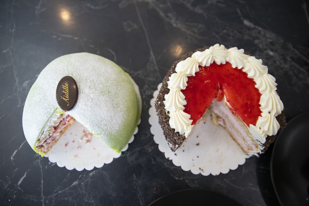 Hakafood kakku
