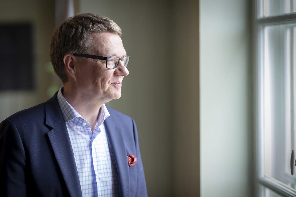 Timo Lappi Maran toimitusjohtaja