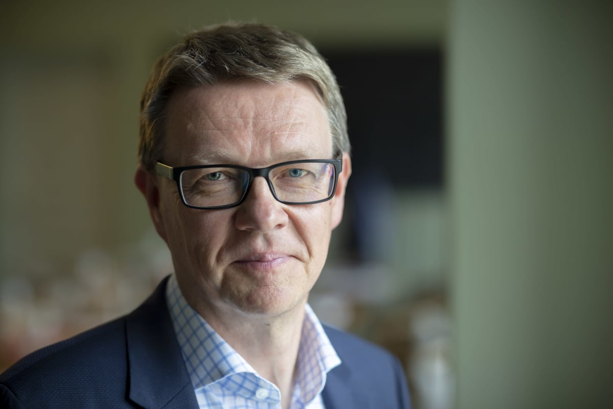 Timo Lappi Maran toimitusjohtaja.