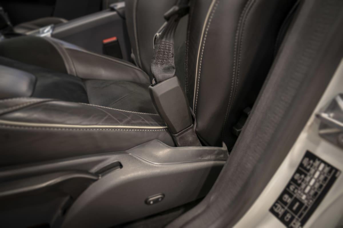 Volvon turvavyö