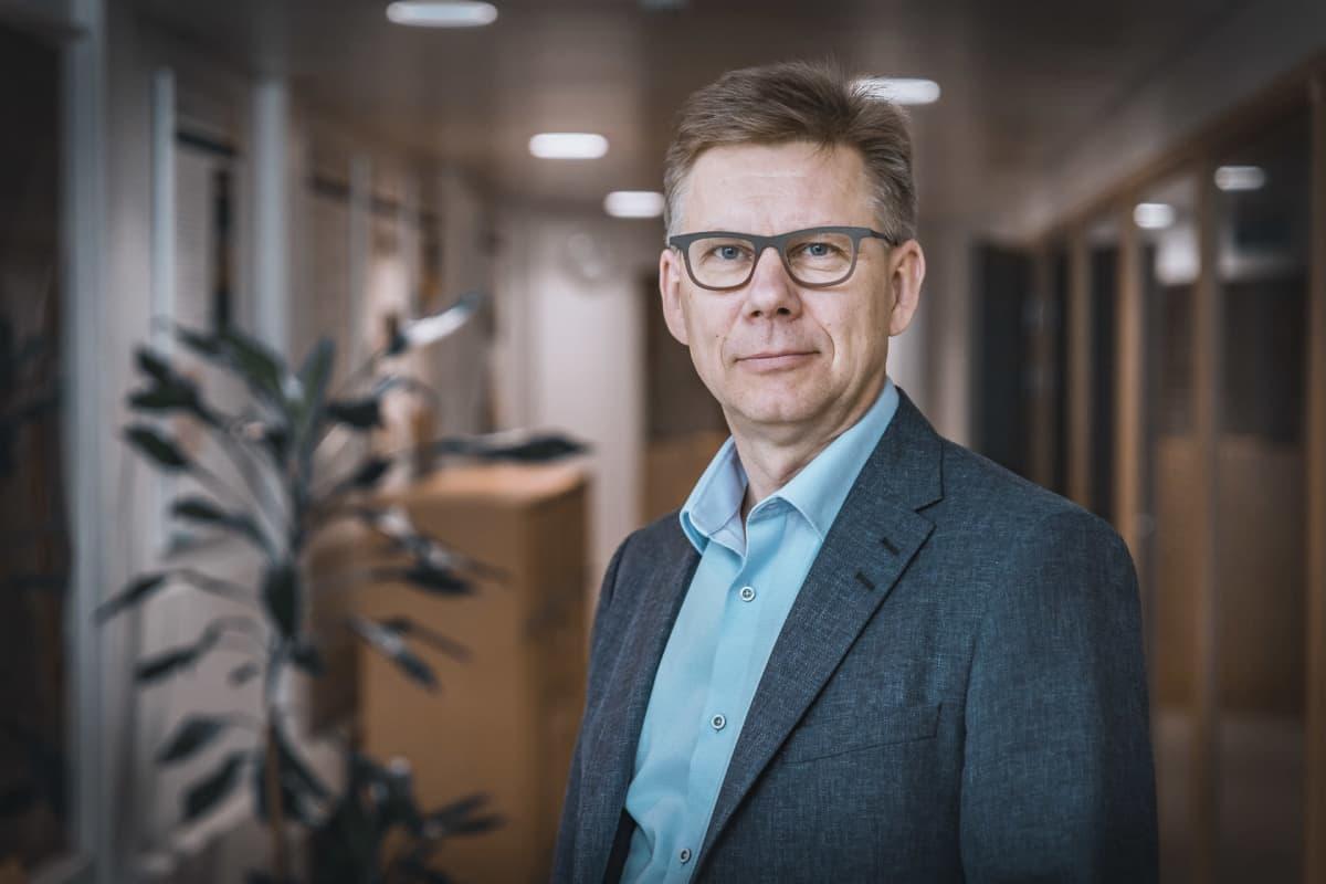 Hannu Kantonen, Kiinteistöjohtaja, Jyväskylä.