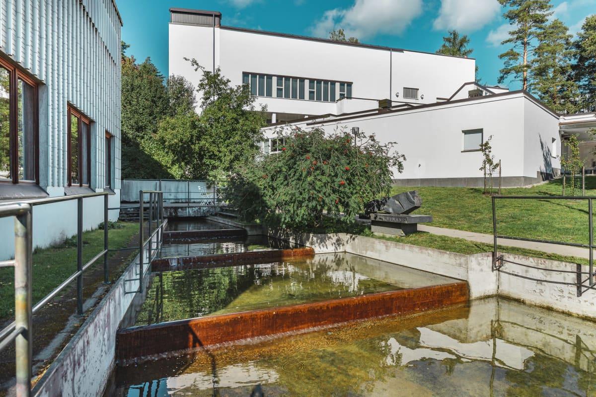 Alvar Aalto -muoseo ja Keski-Suomen museo