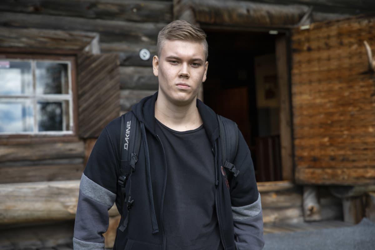 Mikael Kukkonen, ilomantsi