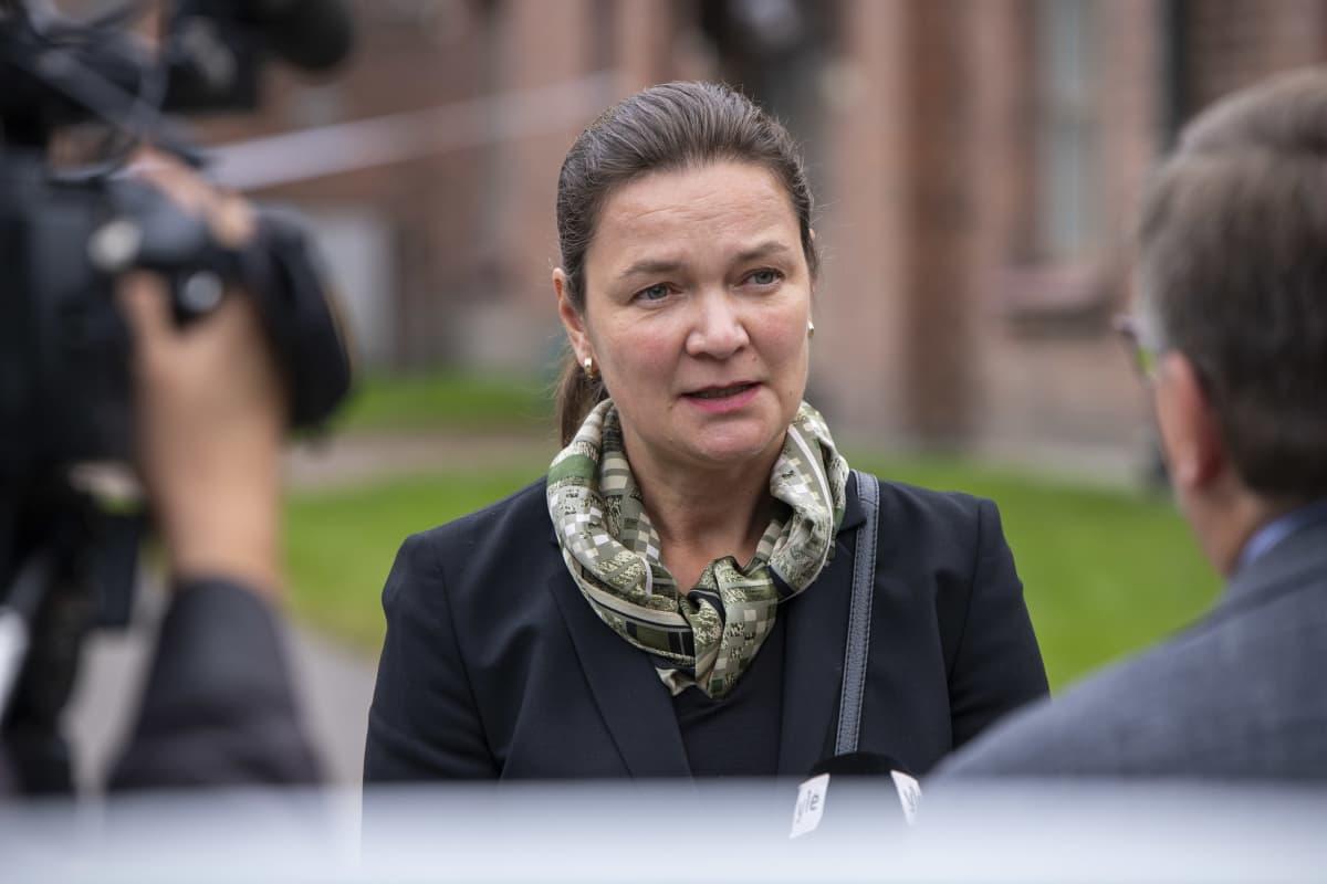 Ulla Oinonen, apulaispäällikkö, Itä-Suomen syyttäjäalue
