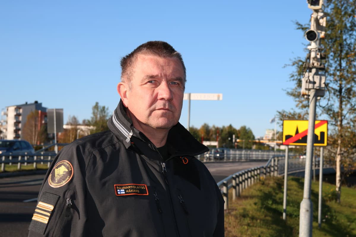 kapteeniluutnantti Tommy Håkans