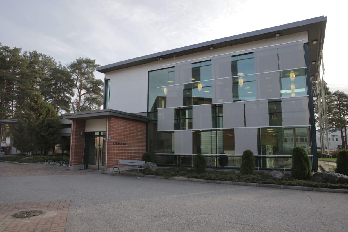 Sotkamon kirjasto