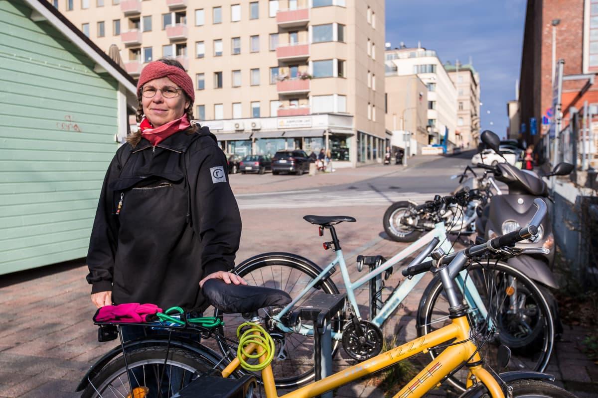Sirpa Hartikainen, Tampere.