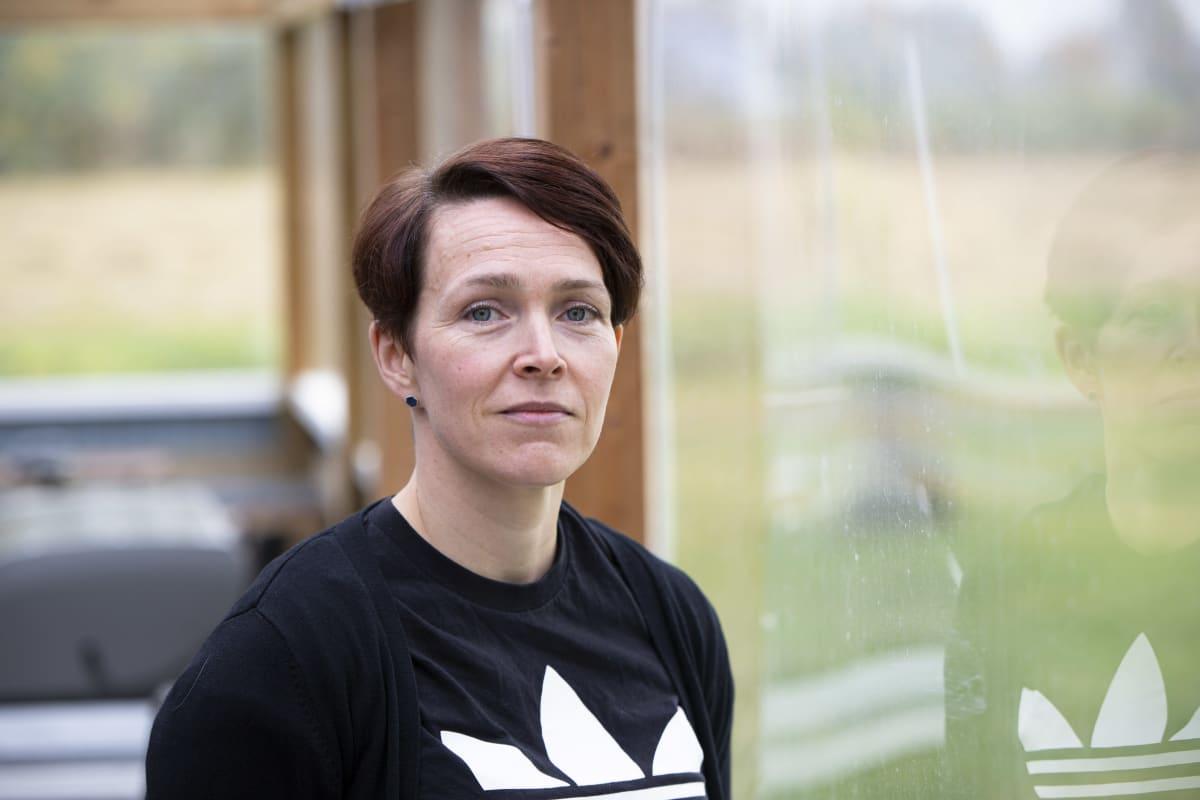 Turkistarhaaja Sari Koskinen