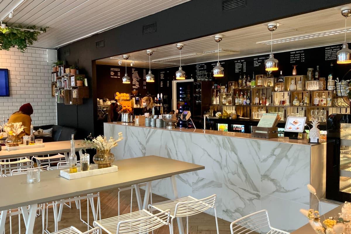 Ravintola Yuca Rovaniemellä.