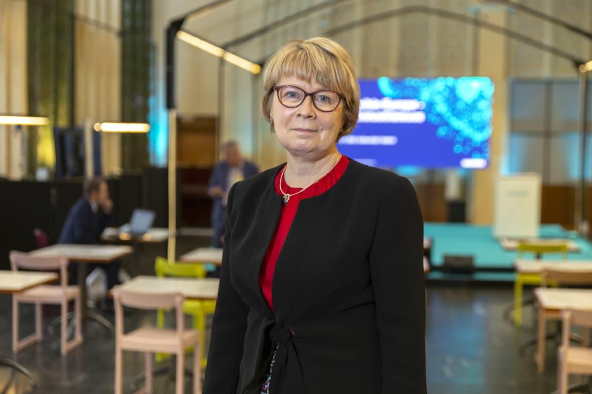 Asta Sihvonen-Punkka, Fingrid, varatoimitusjohtaja
