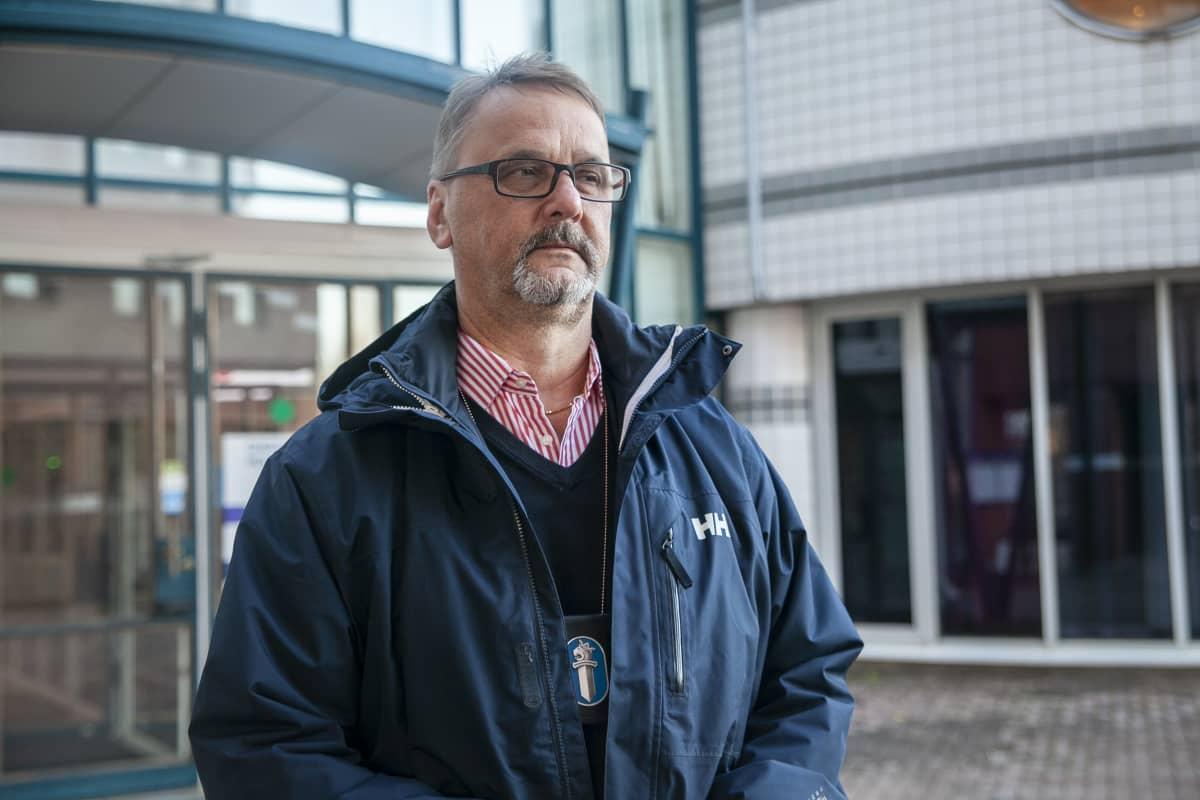 Kauko Kuismin, rikoskomisario, Itä-Suomen poliisilaitos