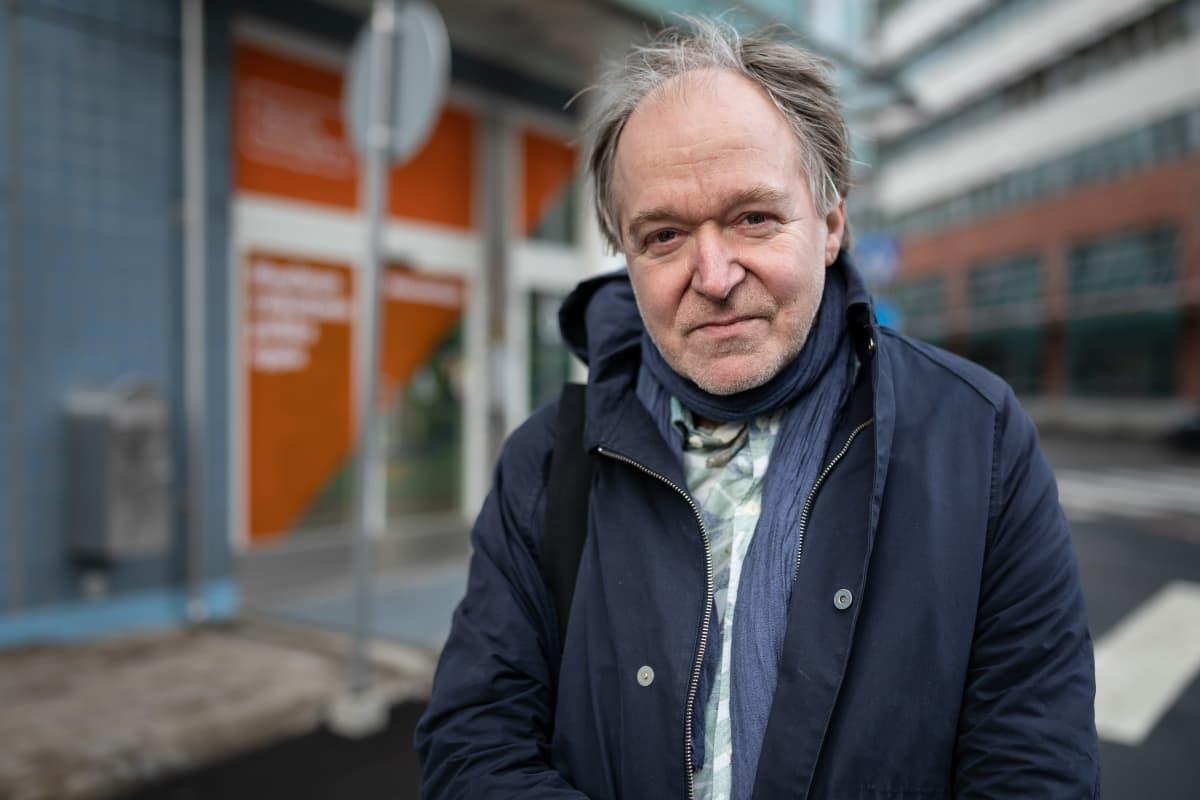 oppilashuollon päällikkö Vesa Nevalainen, Helsingin kaupunki