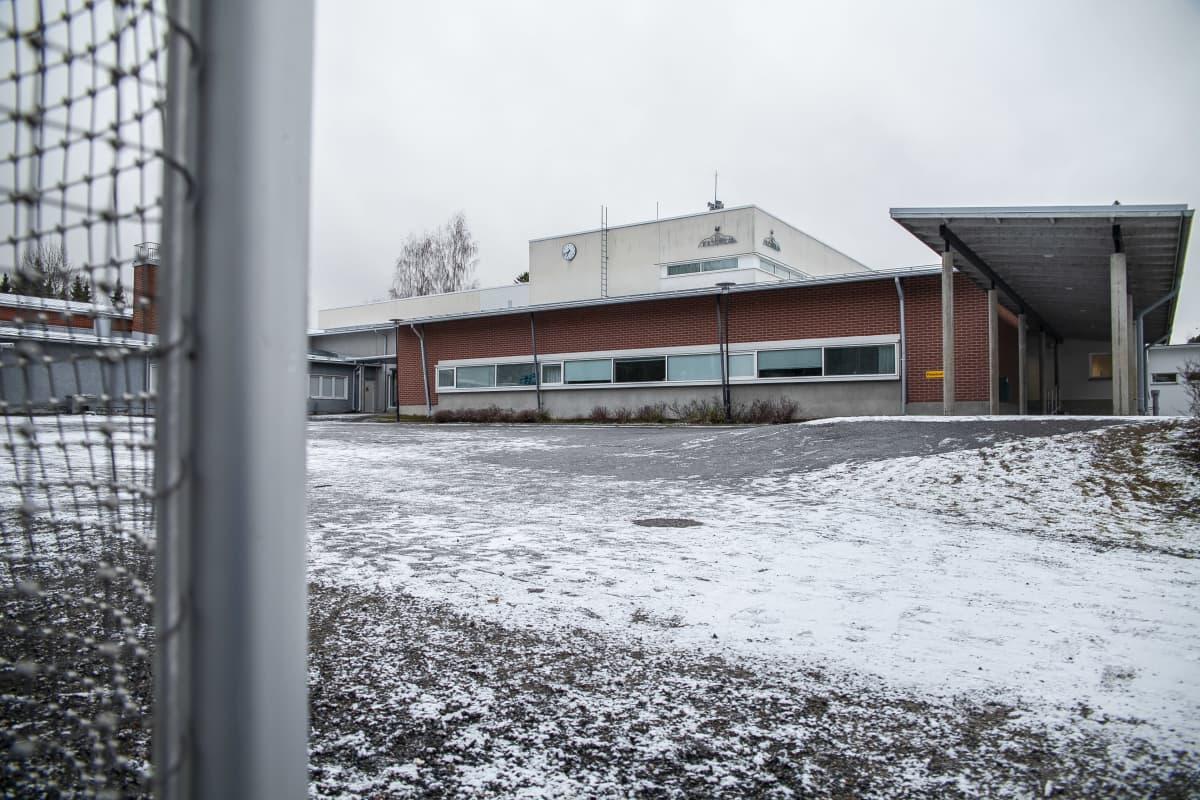 Kasurilan koulu, Siilinjärvellä
