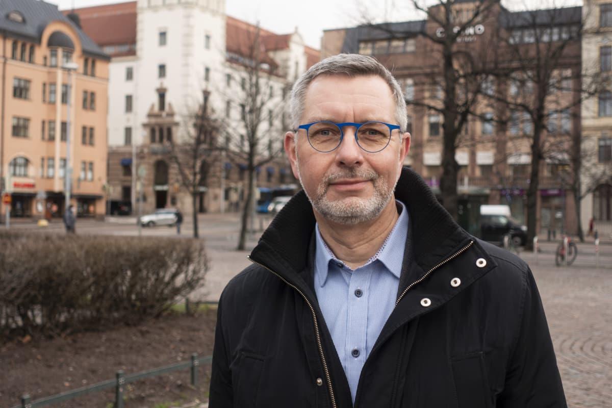 Jukka Holkeri liiketoiminnanjohtaja, Patria