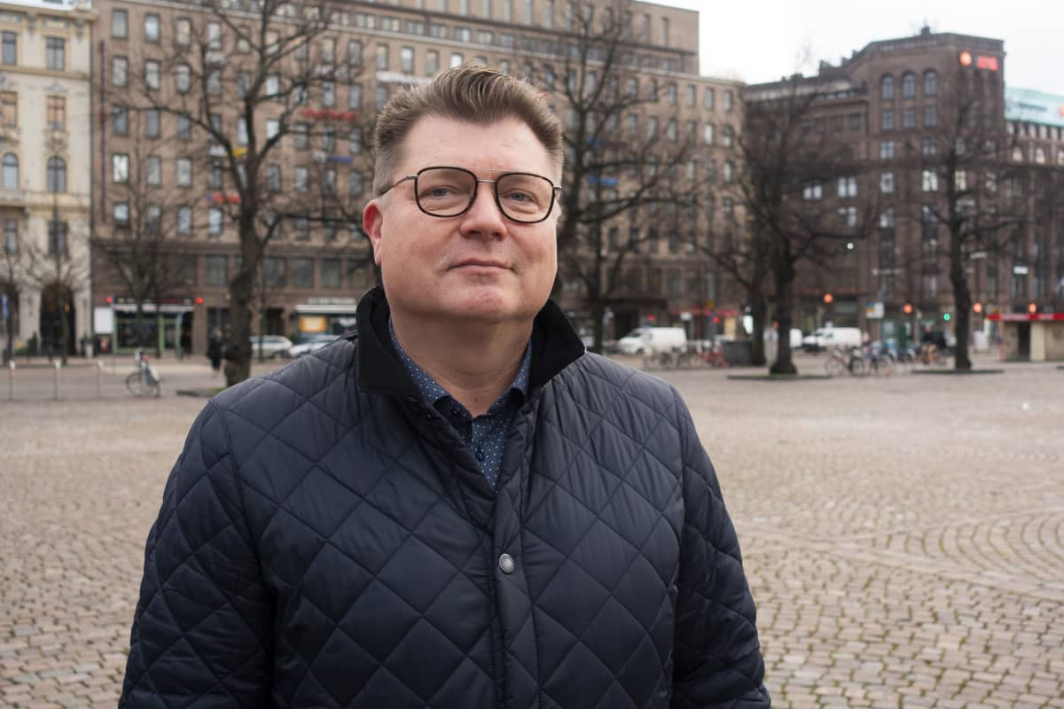 Raimo Helasmäki toimitusjohtaja, Nammo Lapua Oy