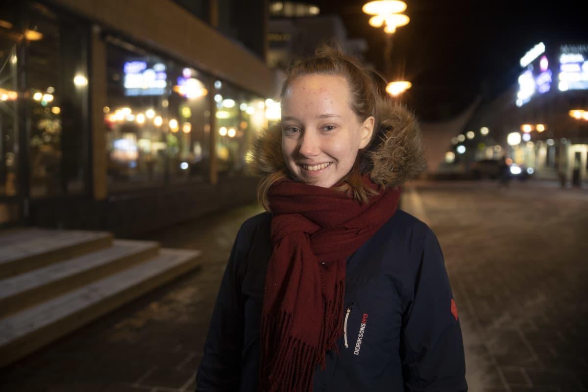 HENNA HONKARINTA, vapaaehtoistyöntekijä, Kokkolan srk-yhtymä