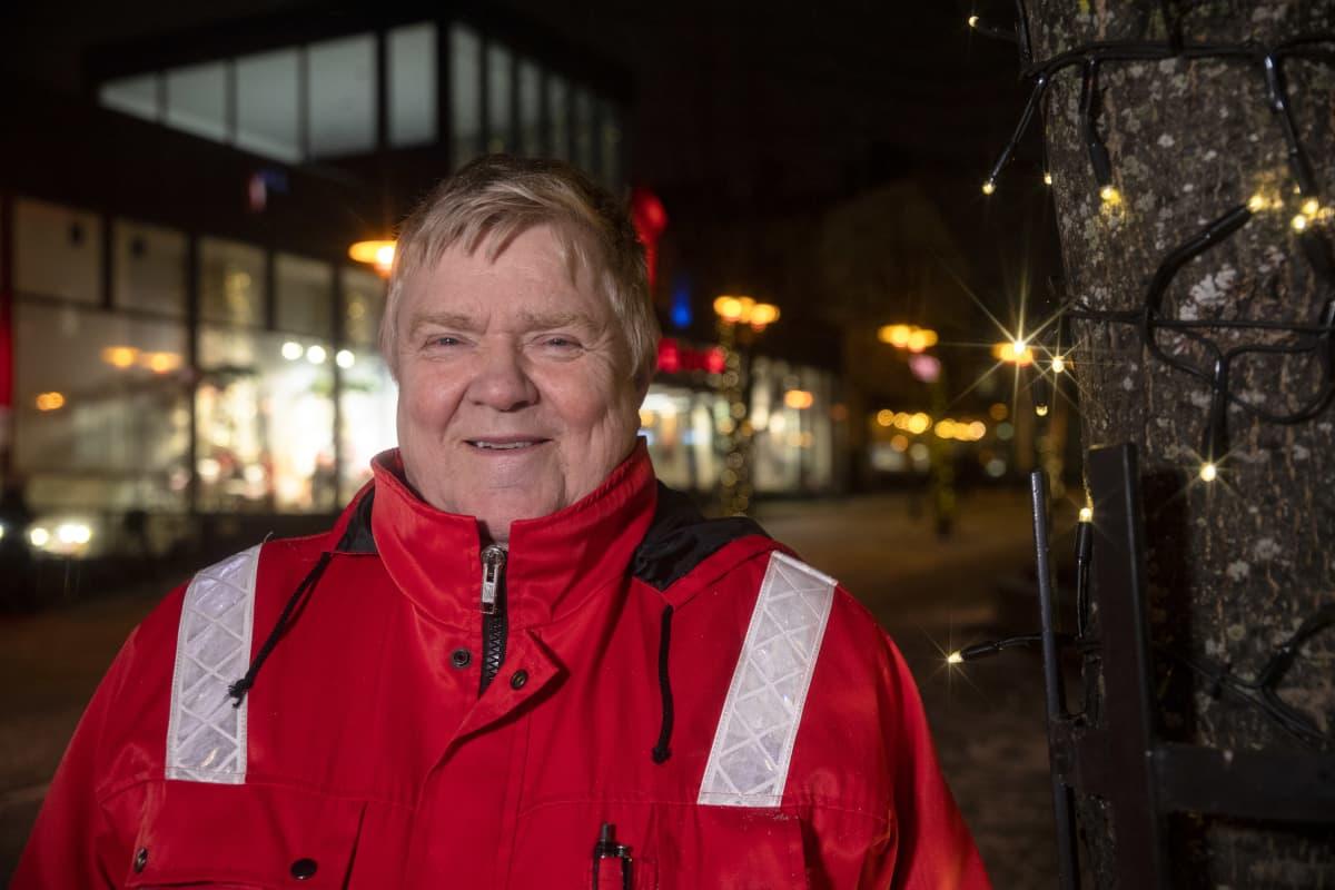 KEIJO WALLIN, ensiapuryhmän ryhmänjohtaja, SPR Kokkola