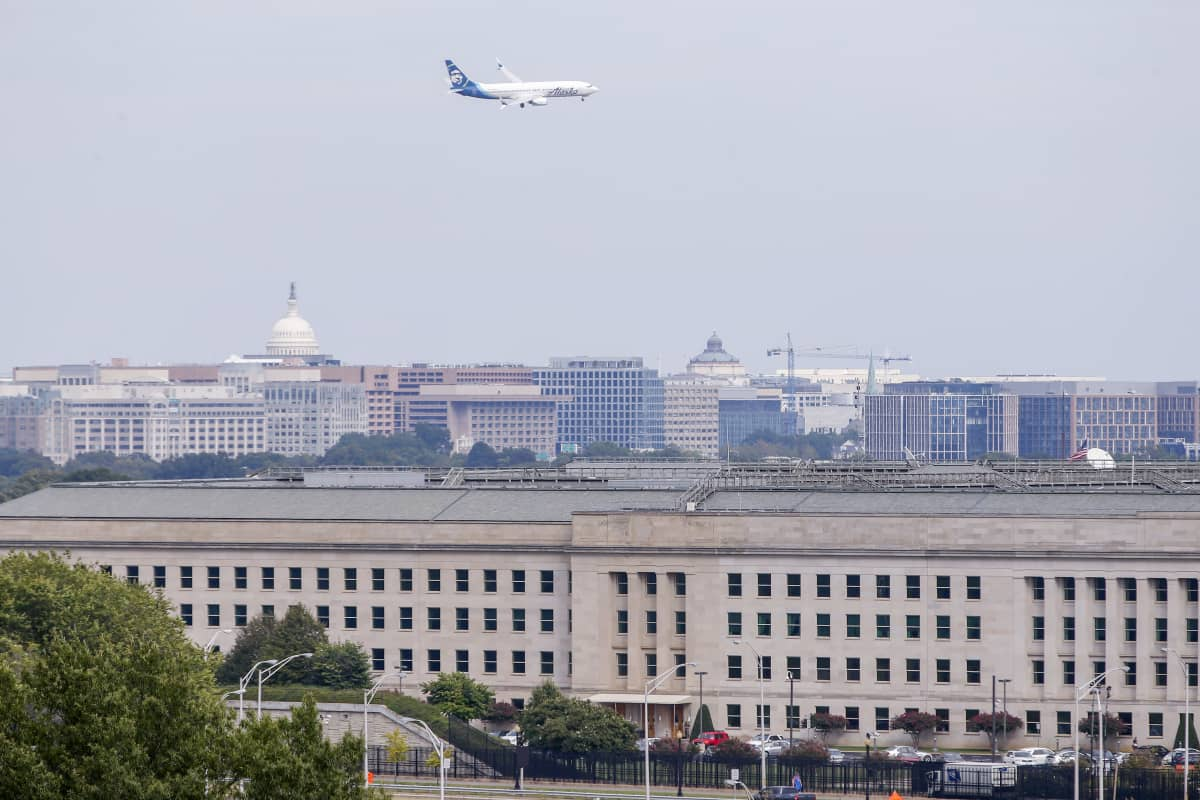 Yhdysvaltain puolustusministeriö Pentagon oli yksi venäläishakkereiden uhreista.