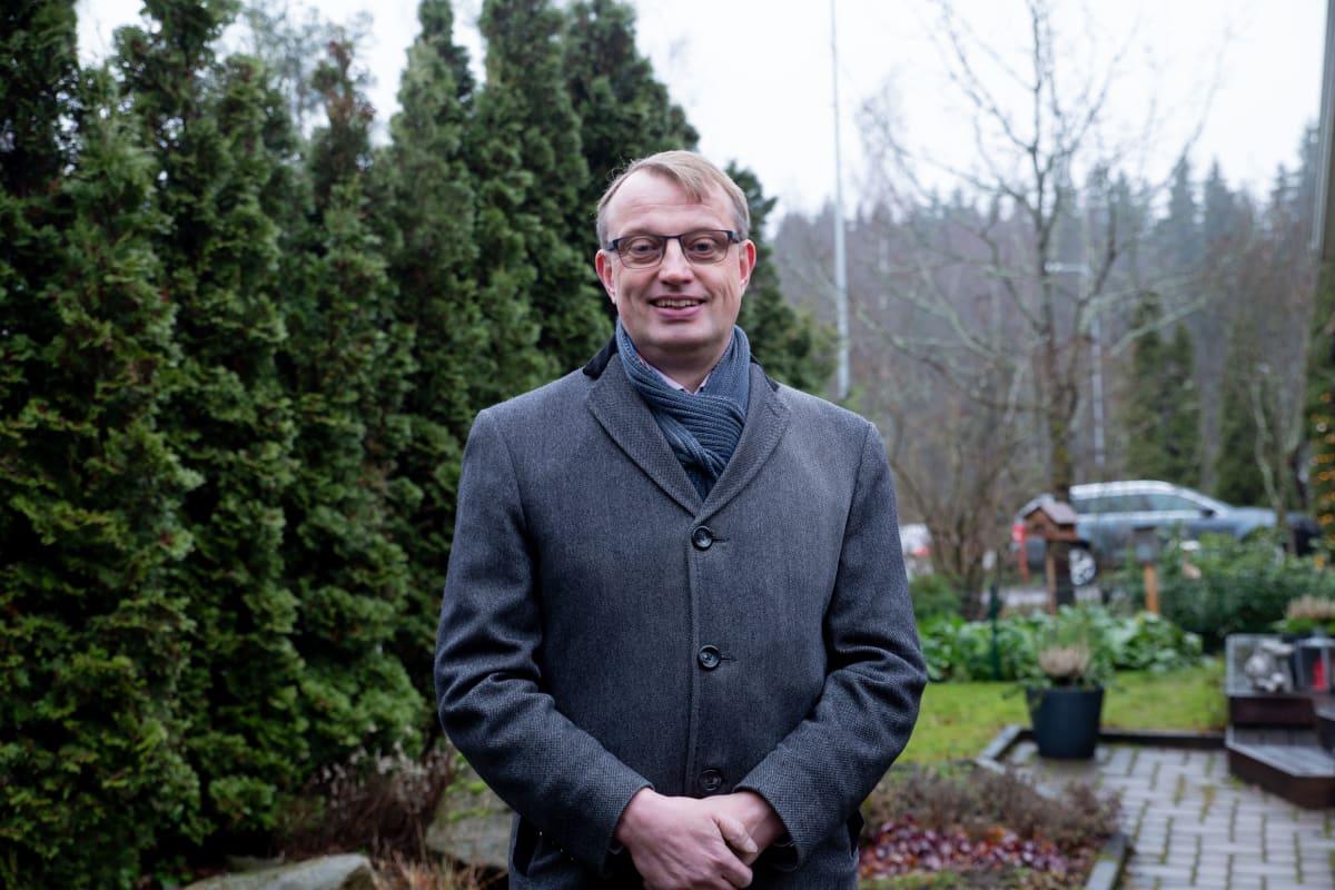 Jukka Leskelä, toimitusjohtaja, Energiateollisuus
