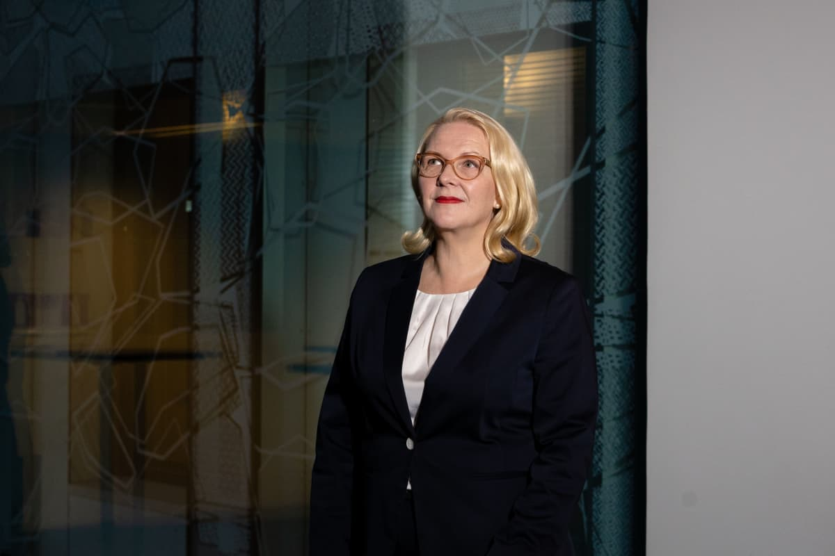 Opetushallituksen perusopetus- ja varhaiskasvatusyksikön päällikkö, opetusneuvos Marjo Rissanen