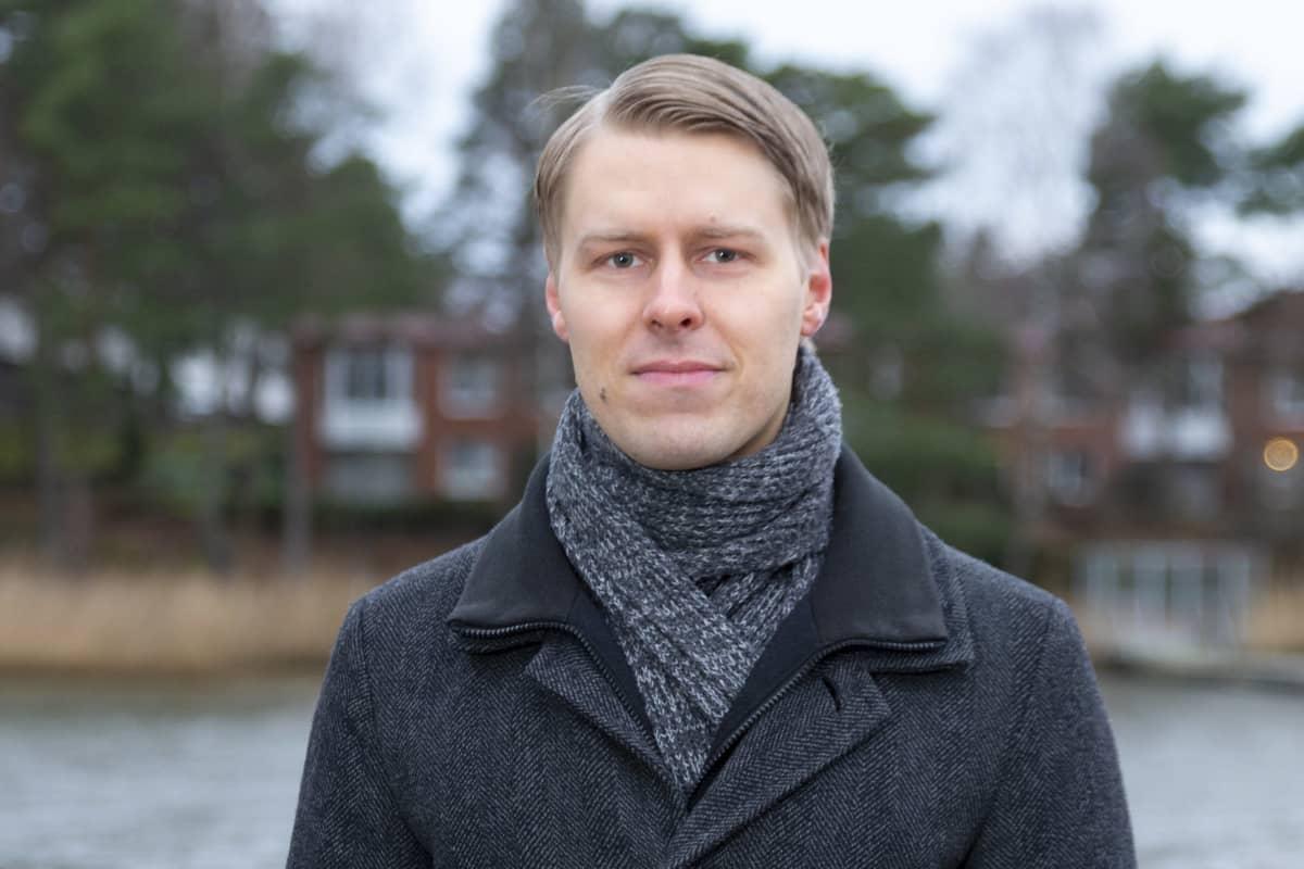Antti Saari, päästrategi, Nordea