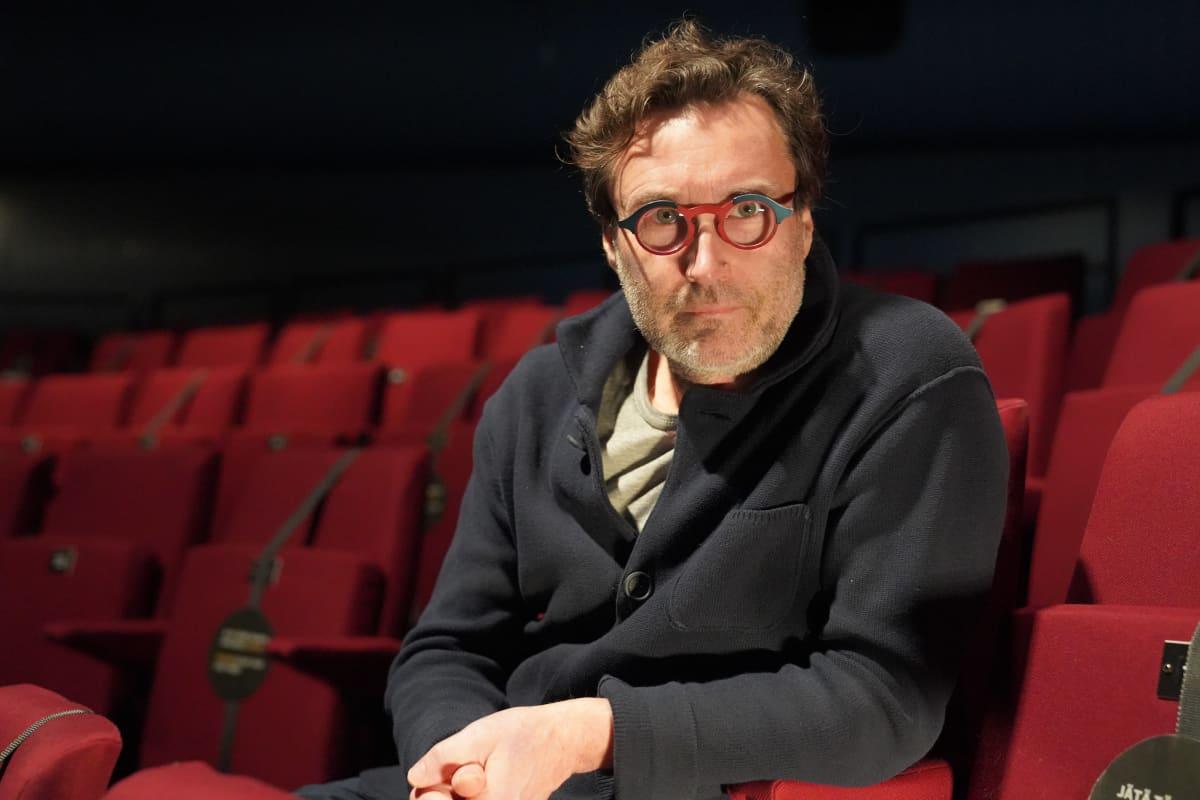 Erik Söderblom teatterinjohtaja